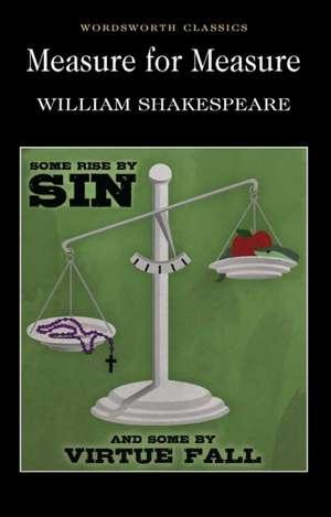 Measure for Measure de William Shakespeare