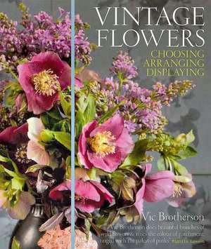 Vintage Flowers de Vic Brotherson