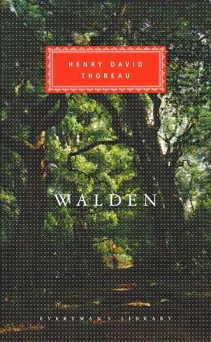 Thoreau, H: Walden imagine