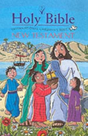 International Children's Bible: ICB International Children's imagine