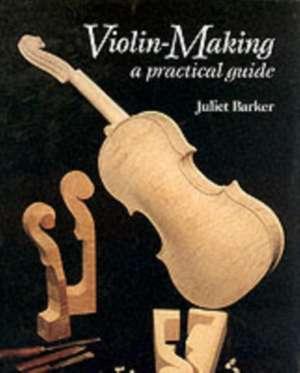 Violin-Making imagine
