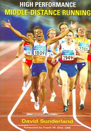 High Performance Middle-Distance Running imagine