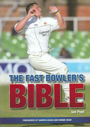The Fast Bowler's Bible imagine