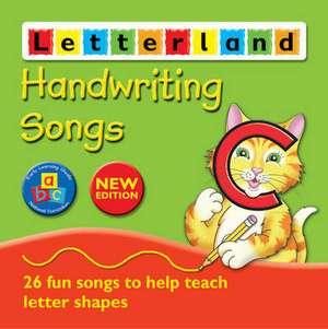Corbett, D: Handwriting Songs imagine