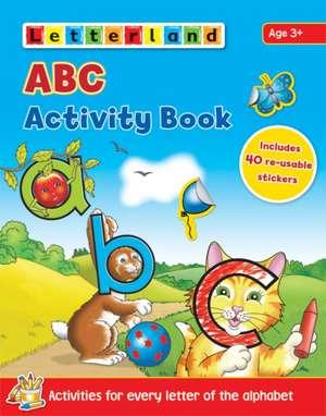 ABC Activity Book