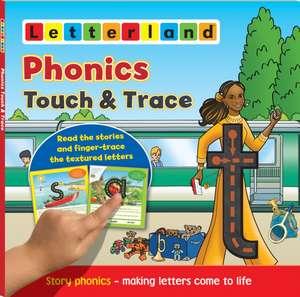 Phonics Touch & Trace imagine