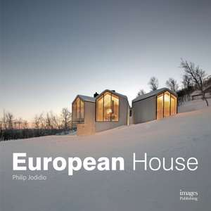 European House de Philip Jodidio