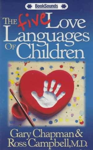 The Five Love Languages of Children Audio Cassette de Gary Chapman