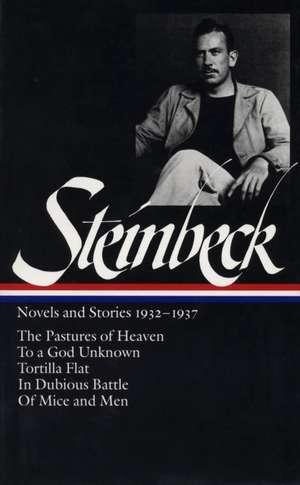 Steinbeck:  Novels and Stories 1932-1937 de John Steinbeck