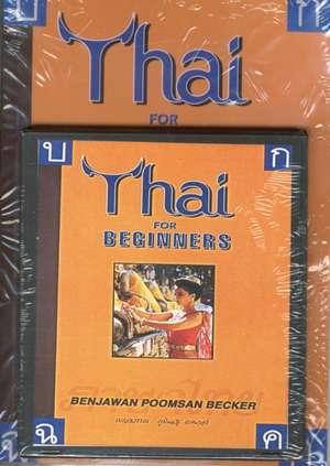 Thai for Beginners - Pack de Benjawan Poomsan Becker