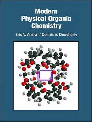 Modern Physical Organic Chemistry imagine