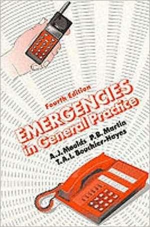 Emergencies in General Practice 4e