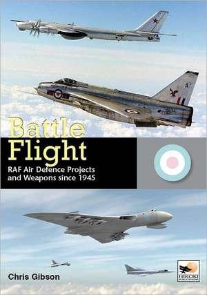 Battle Flight de Chris Gibson
