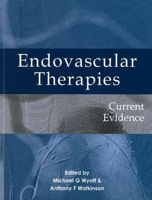 Endovascular Therapies