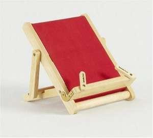 Bookchair Medium Rot