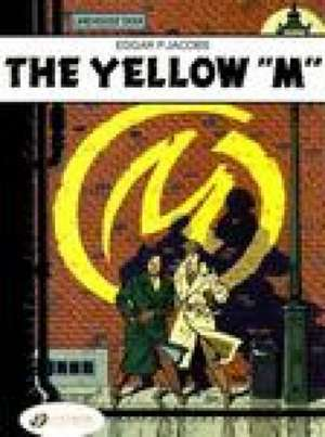 Blake & Mortimer Vol.1: The Yellow 'm'