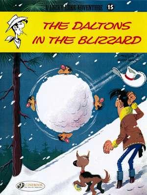 Lucky Luke Vol.15: The Daltons In The Blizzard
