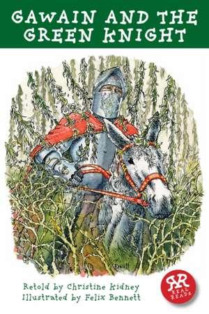 Gawain and the Green Knight de Felix Bennett
