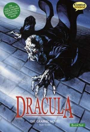 Stoker, B: Dracula (Classical Comics) de Bram Stoker