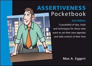 Assertiveness Pocketbook de Max A. Eggert