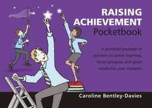 Raising Achievement Pocketbook