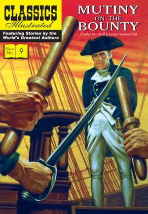Mutiny on the Bounty de Charles Nordhoff