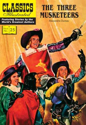 The Three Musketeers de Alexandre Dumas