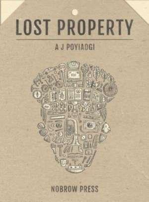 Lost Property de Andy Poyiadgi