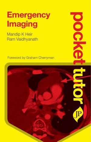 Pocket Tutor Emergency Imaging