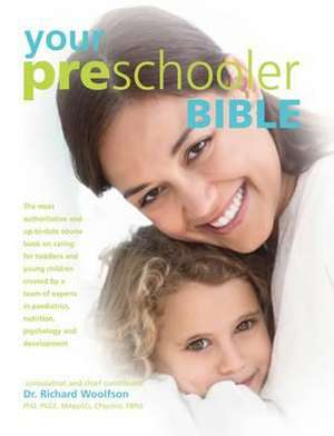 Your Pre-Schooler Bible