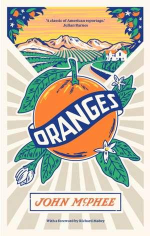 Oranges de John McPhee