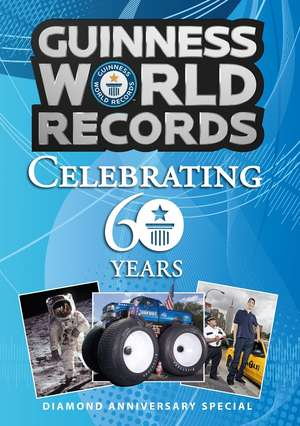Guinness World Records: 60 Years of Amazing Record Breaking de  GUINNESS WORLD RECOR