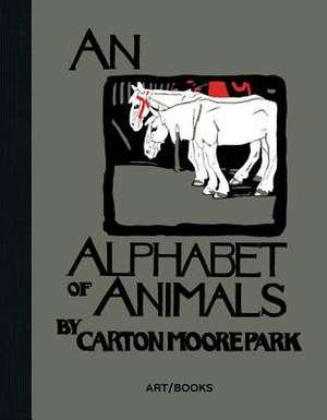 An Alphabet of Animals de Carton Moore Park