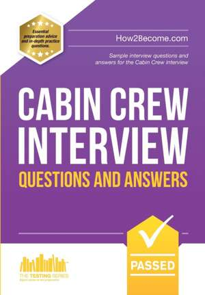 Cabin Crew Interview Questions and Answers de How2become