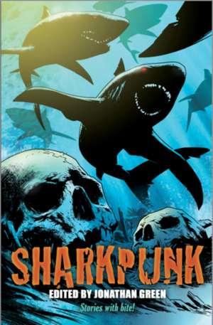 Sharkpunk de Kit Cox