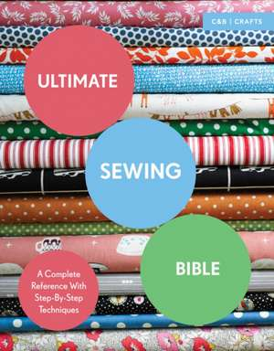 Ultimate Sewing Bible de Marie Clayton