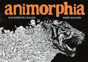 Animorphia, 20 Posters to Colour