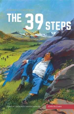 The 39 Steps de John Buchan