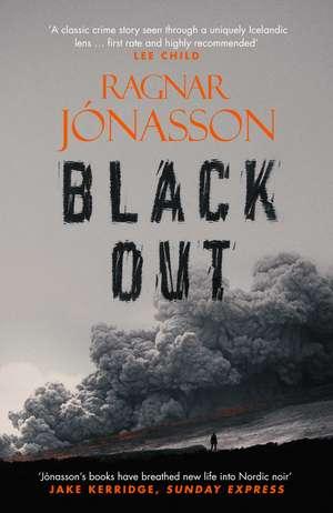 Blackout de Ragnar Jonasson