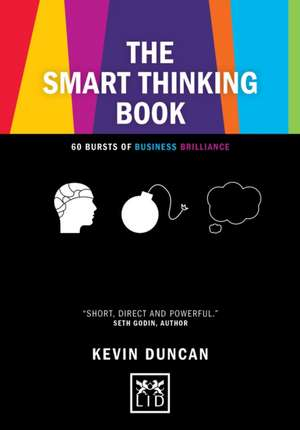 The Smart Thinking Book de Kevin Duncan
