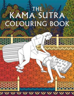The Kama Sutra Colouring Book