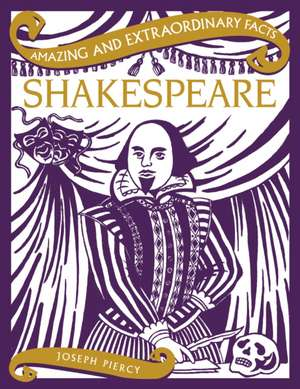 Shakespeare de Joseph Piercy