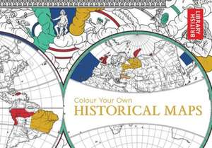 Colour Your Own Historical Maps imagine