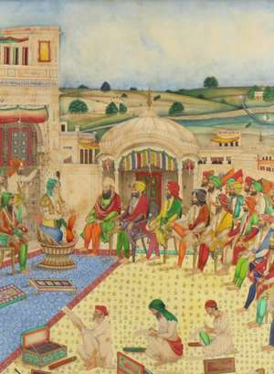 Collecting Sikh: The Journey Of Sikh Heritage From Imperial Loot To Auction Treasure