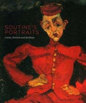 Soutine's Portraits imagine