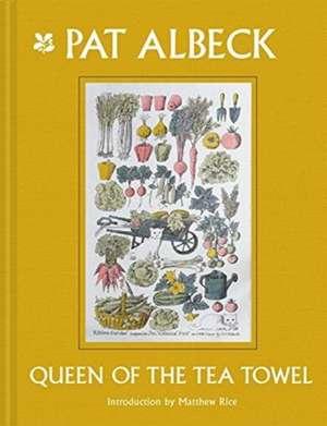 Pat Albeck: Queen of the Tea Towel imagine
