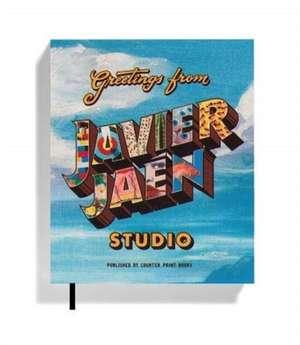 Greetings from Javier Jaen Studio de JON DOWLING
