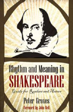 Rhythm & Meaning in Shakespeare