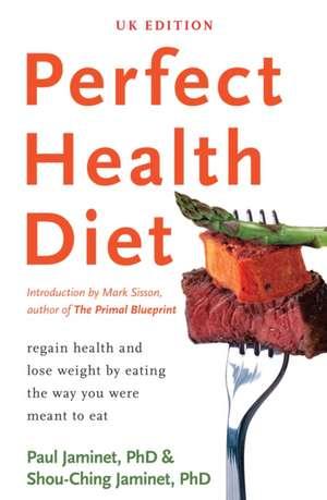 Perfect Health Diet de Shou-Ching Jaminet