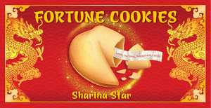 Fortune Cookies: Love, Success, Happiness cards de Sharina Star